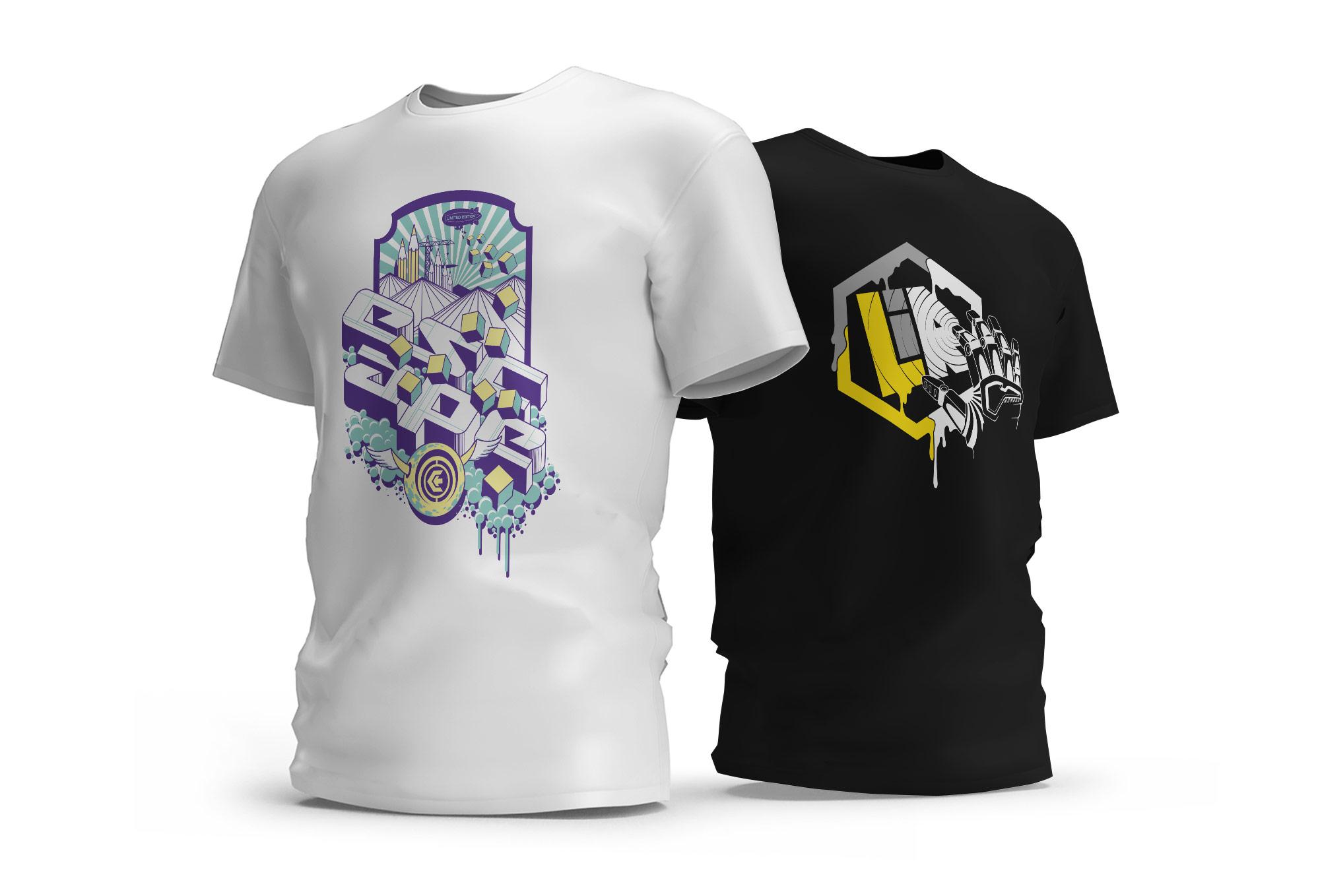 Escape Wear - tričko